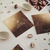 Brązowa koperta na płytę DVD Chwile