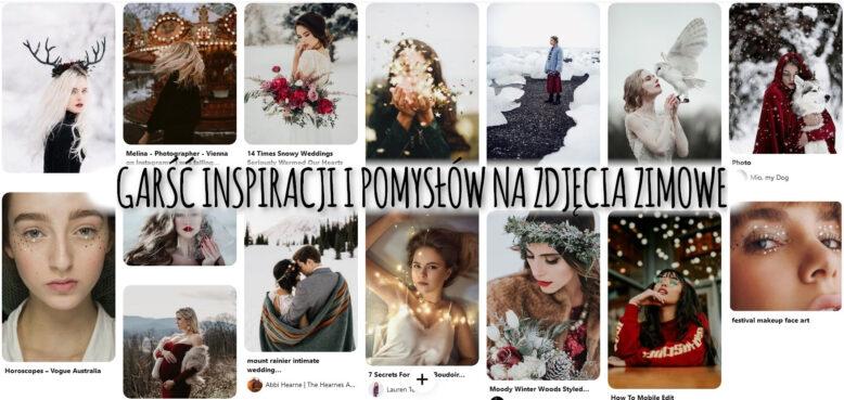 Garść inspiracji i pomysłów na zdjęcia zimowe cervus-shop.pl Artykuły dla fotografów